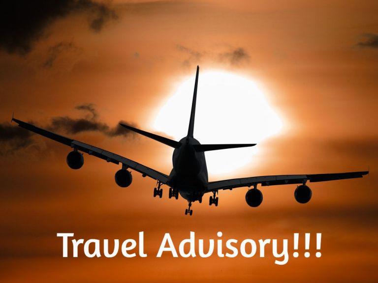 Assam Flights Cancel Travel Advisory