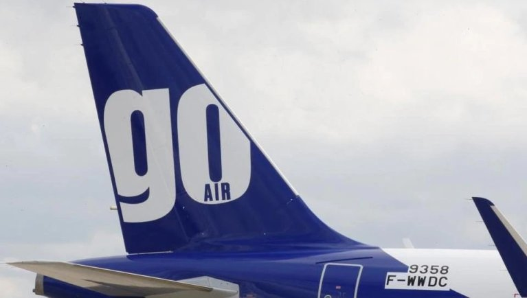 GoAir suspends flights
