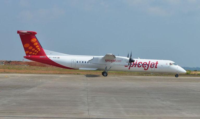 SpiceJet Suspends Hong Kong Flights