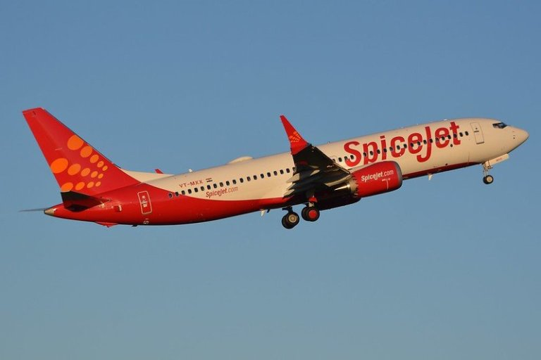 SpiceJet Process for Credit Shell