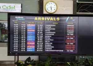 630 Flight Cancelled Todays