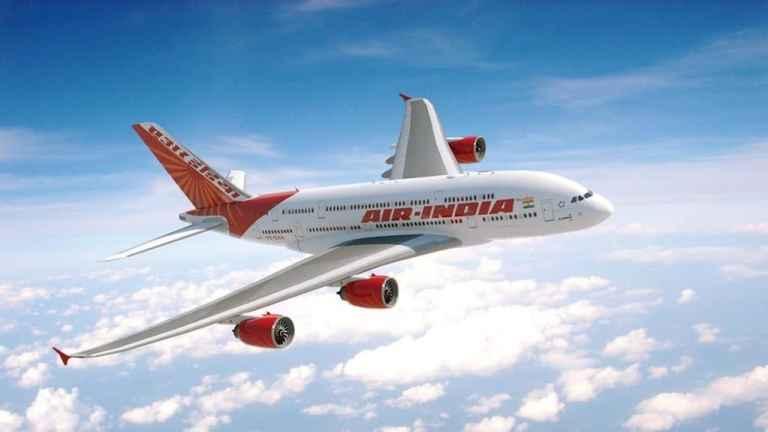 Air India Open Flight Bookings ex-India