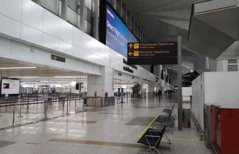 Delhi Airport 380 Domestic Flights