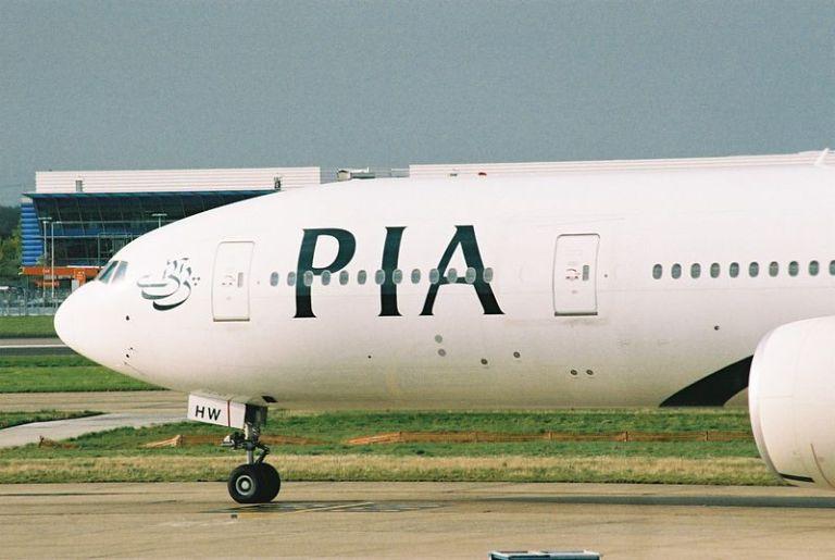 Pakistan plane 'jolted' thrice