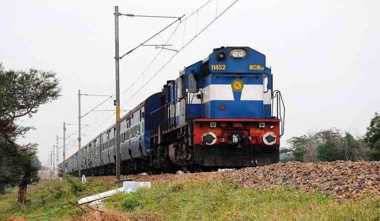 SOP for Train Travel