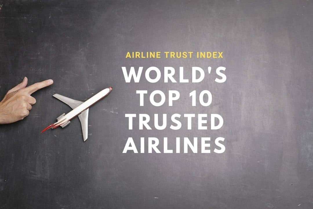 World's Top 10 Trusted Airlines