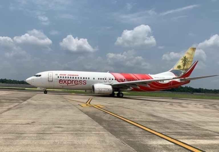 vande bharat mission air india express