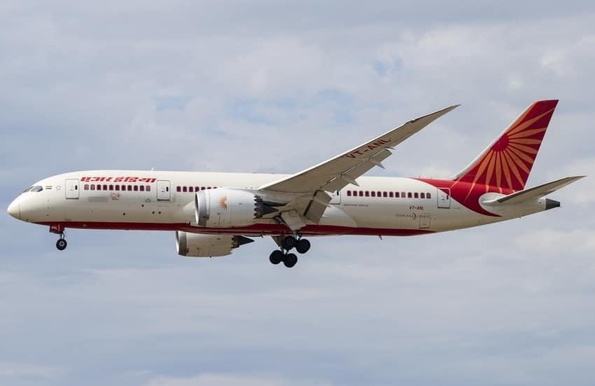 750 private 300 Air India Flights