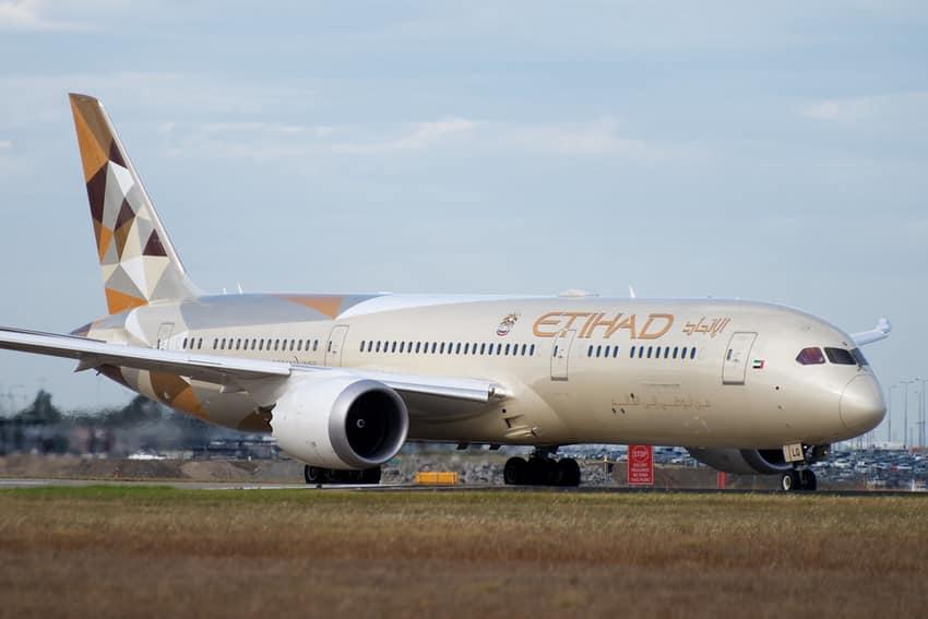 Etihad resume flights 15 destinations