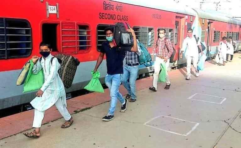 Indian Railways continue Shramik Special Trains