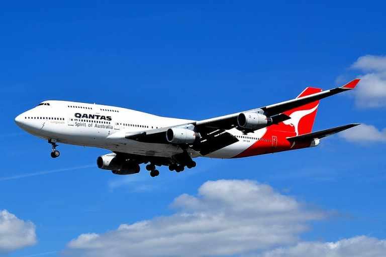 Qantas refunds flight cancellations