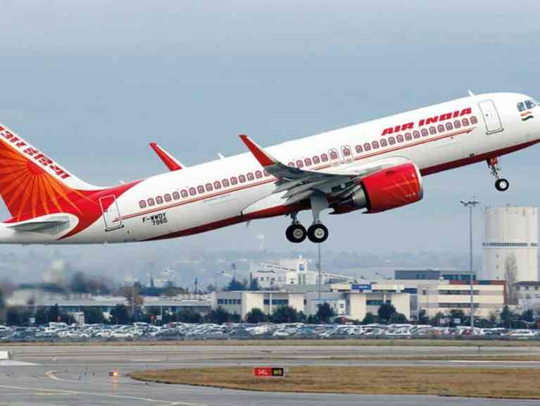 US restricts Air India flights unfair limits