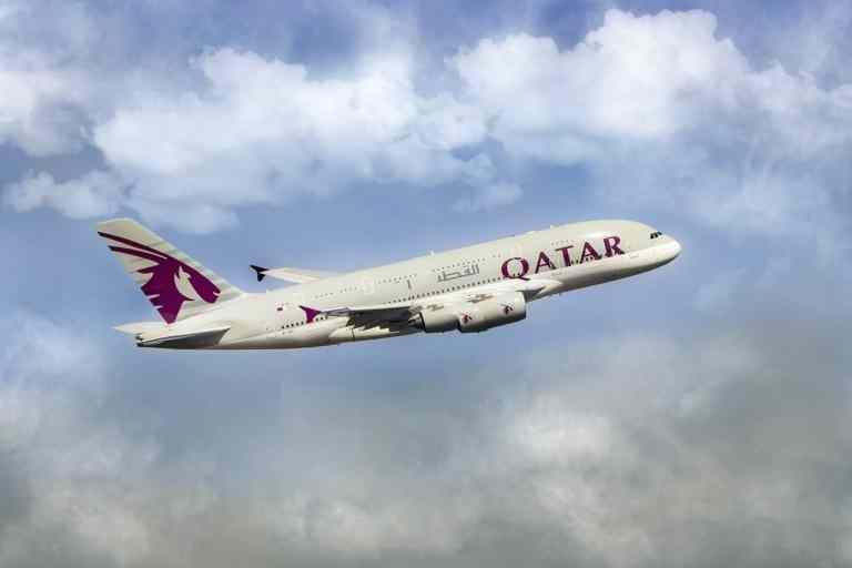 Largest Airline in the world - Qatar Airways