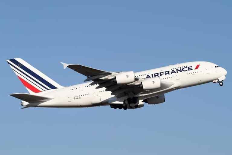 Air France Repatriation Flights From India