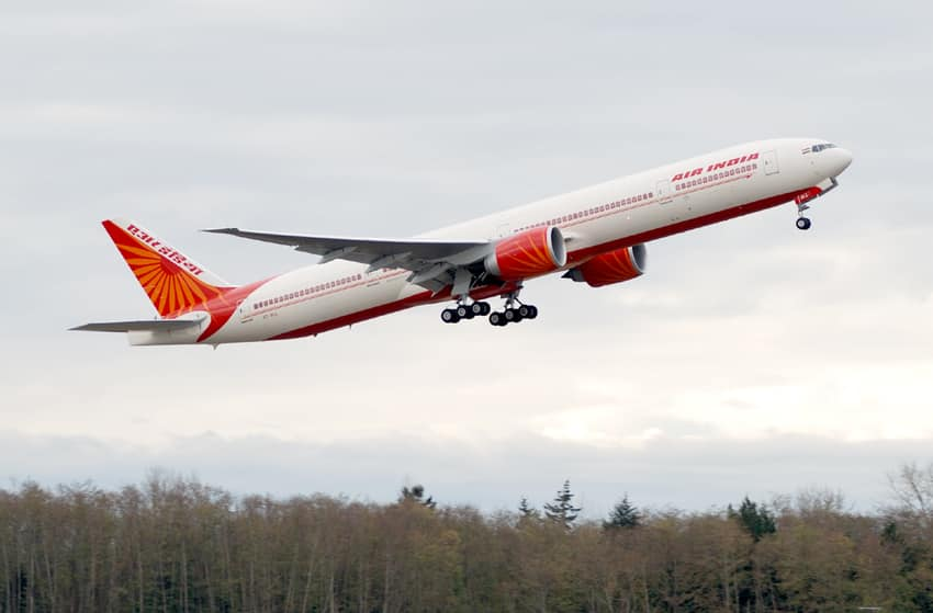 Air India Additional Flights India Germany Netherlands
