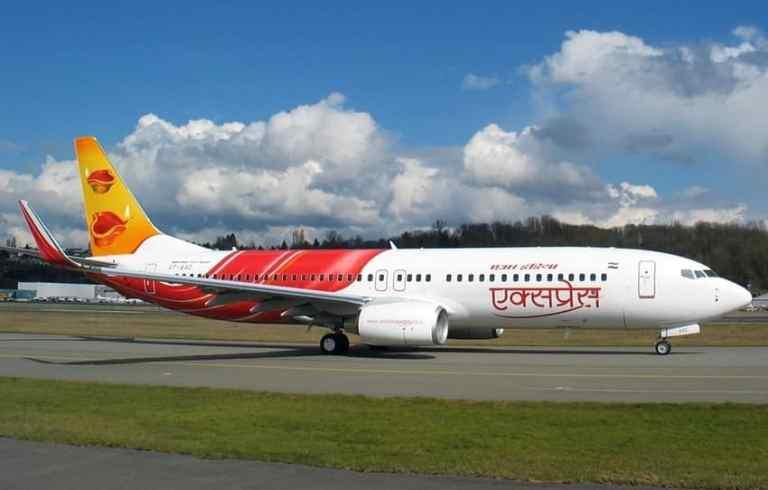 Air India Express Bookings Singapore