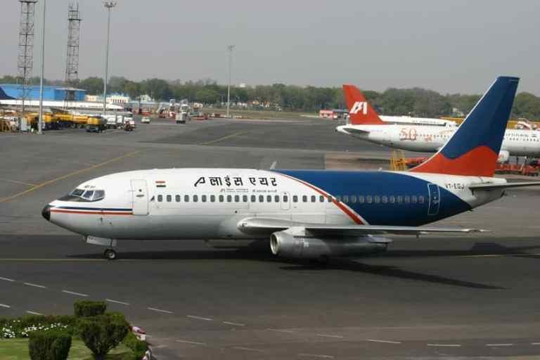 Alliance Air Bastar aviation