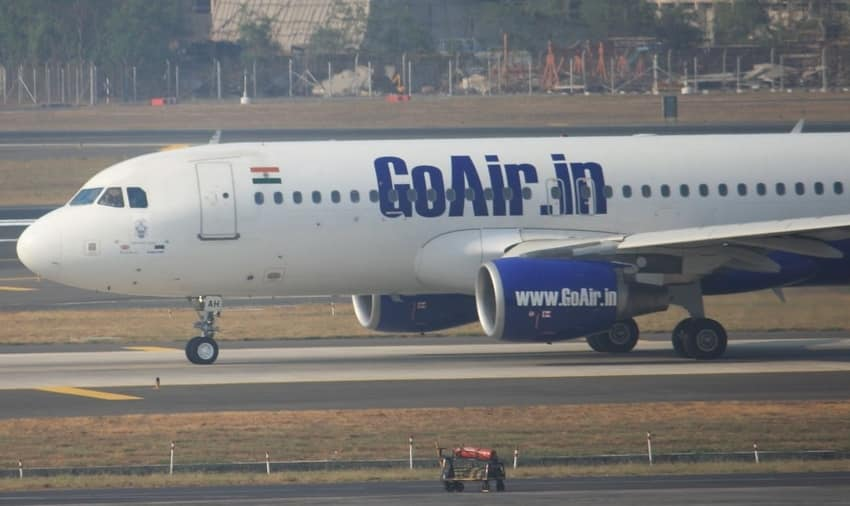 GoAir Middle Seat Online Doctor