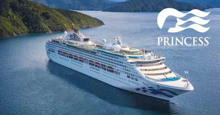 Princess Cruises Cancels December 15