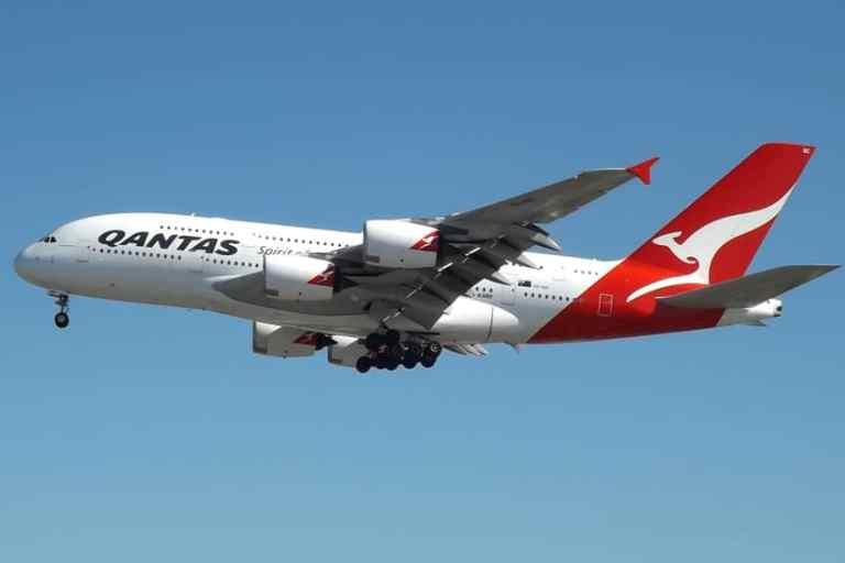 Qantas All International Flights New Zealand