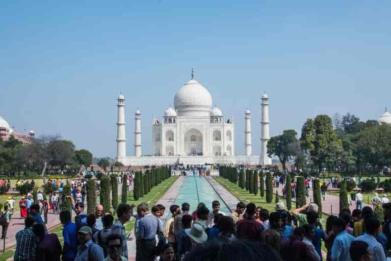 Taj Mahal Won't Reopen Today