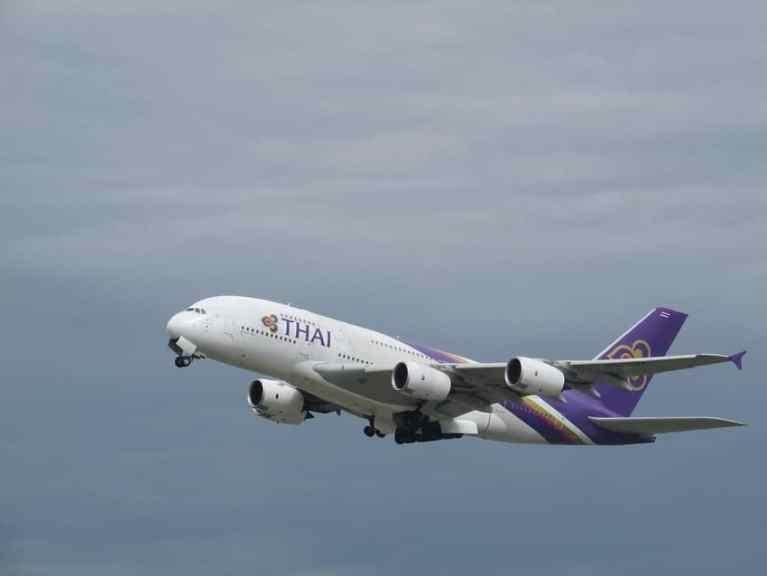 Thai Airways Reduce IATA Commission