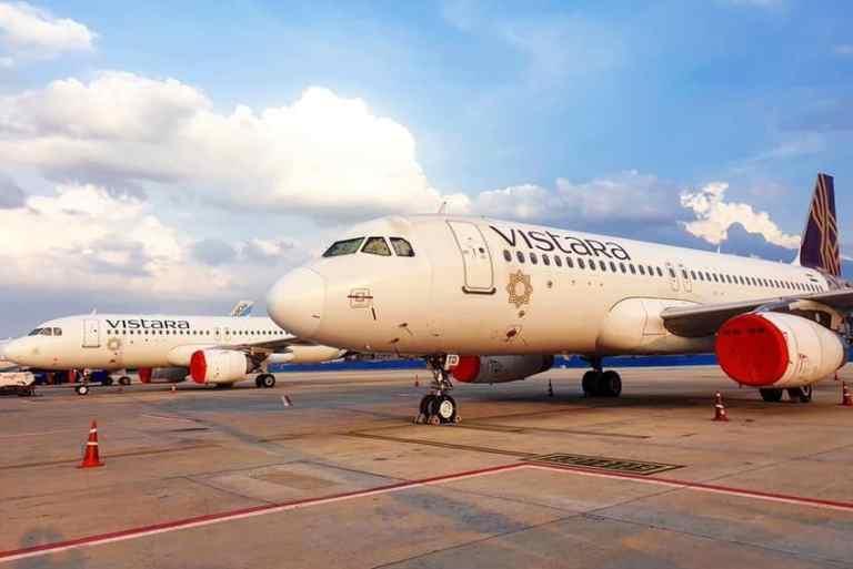 Vistara direct flights Mumbai Patna