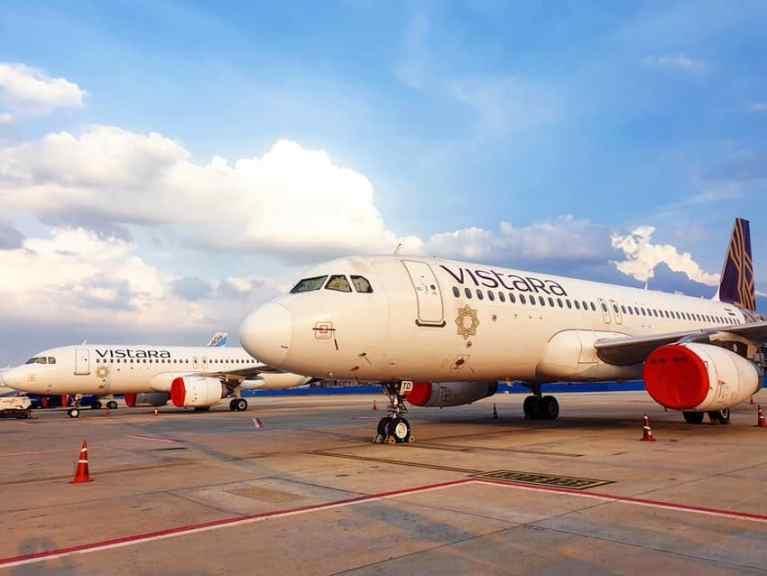 Vistara the Best Airline India