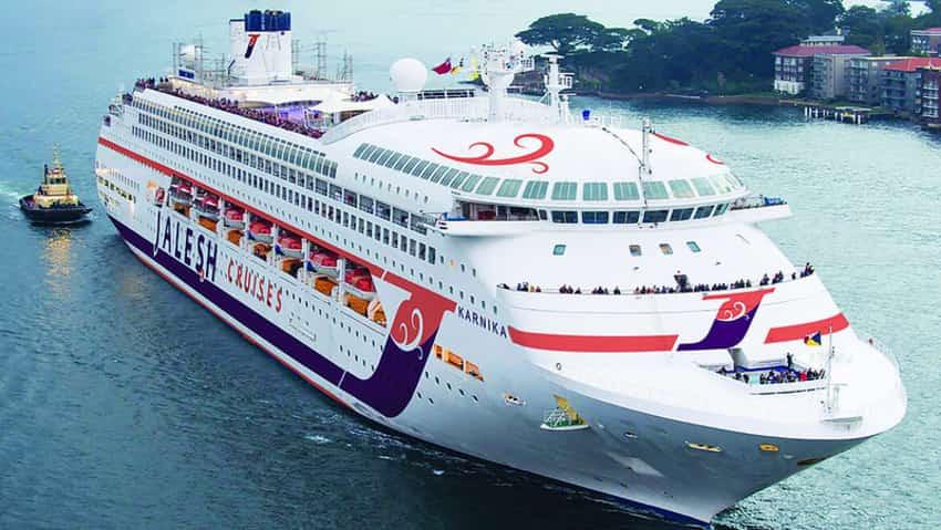 Jalesh Cruises MV Karnika restart