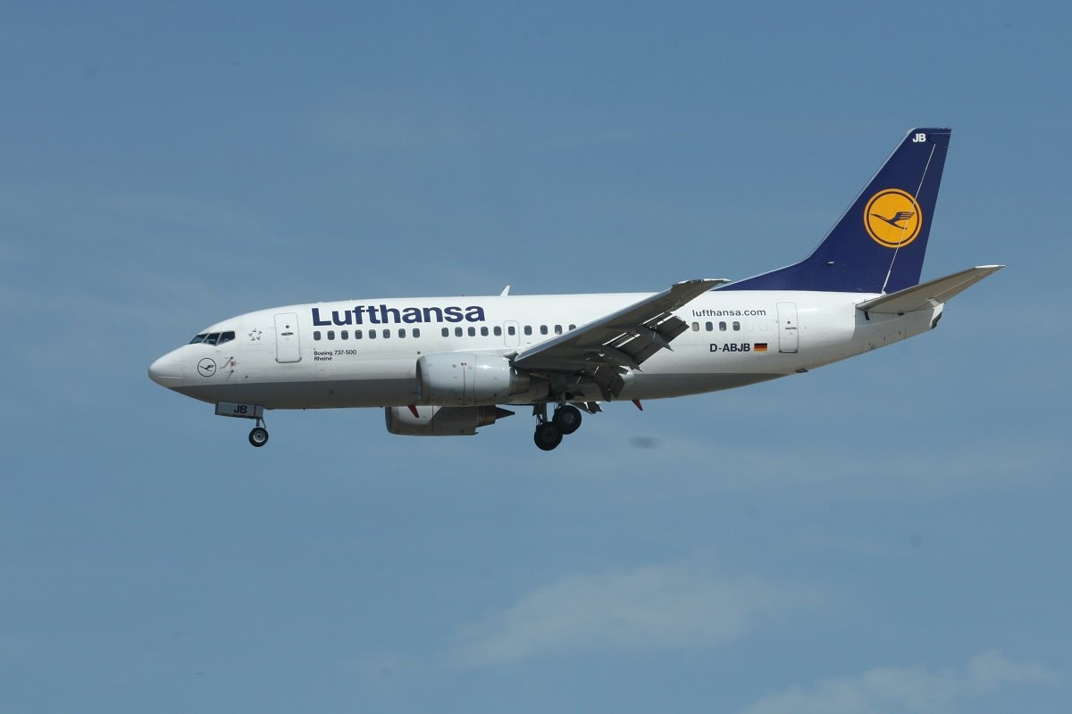 Lufthansa Flights India Germany