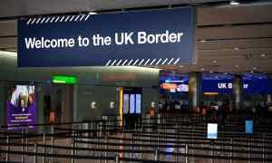 Testing At UK Airports