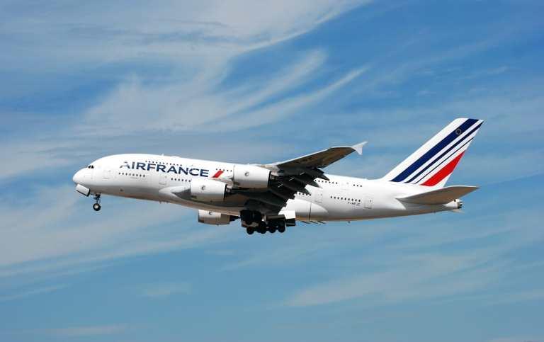Air France Flights India Paris