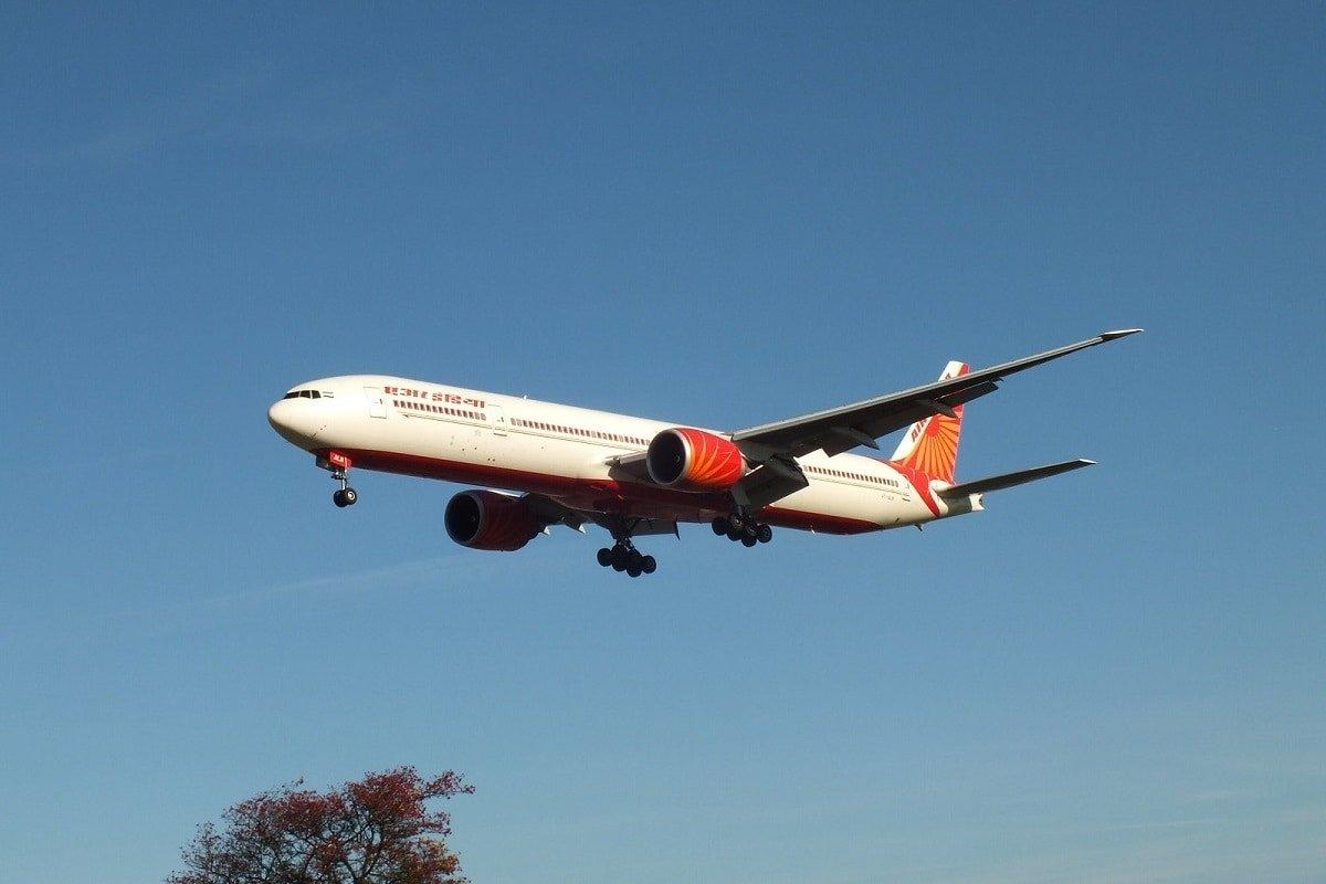 Air India 2556.60 Crore Revenue