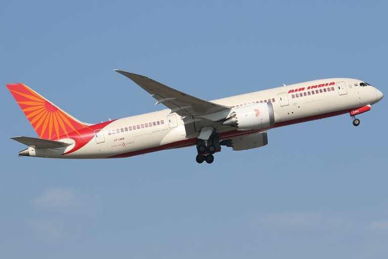Air India Additional Flight Hong Kong