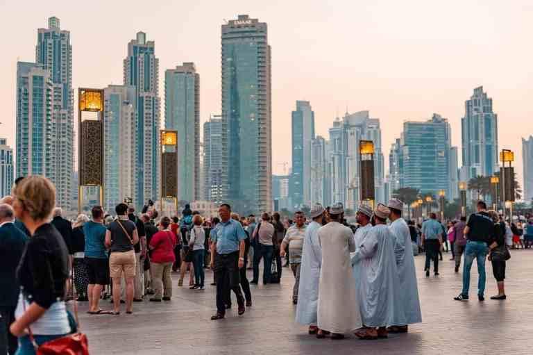 Holiday Homes Trend Dubai