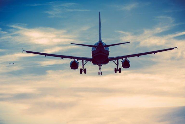 International Flights Remain Suspended