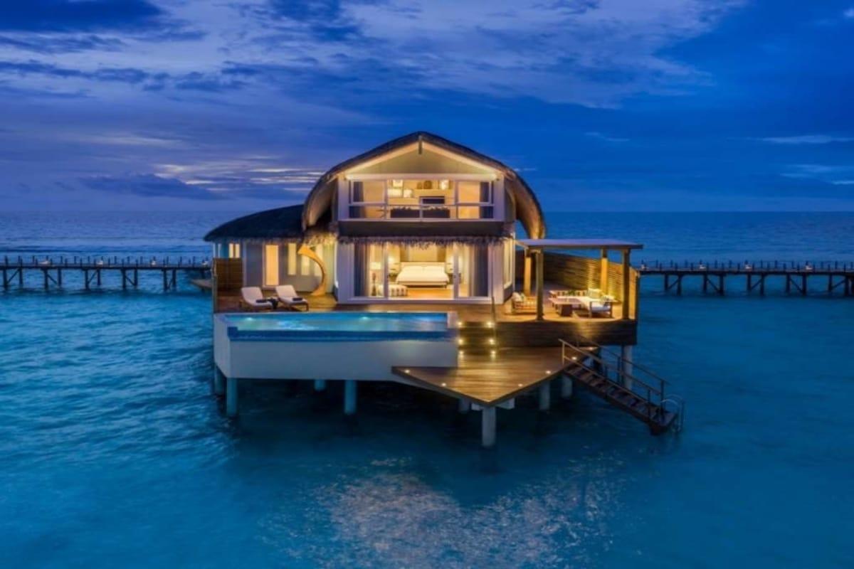 Marriott Hotels Maldives Oct 1