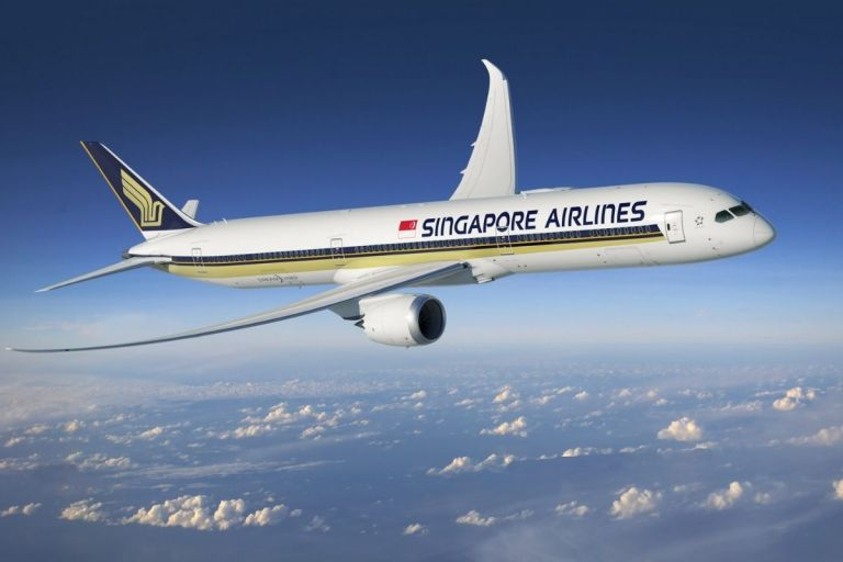Singapore Airlines Flight Schedule November