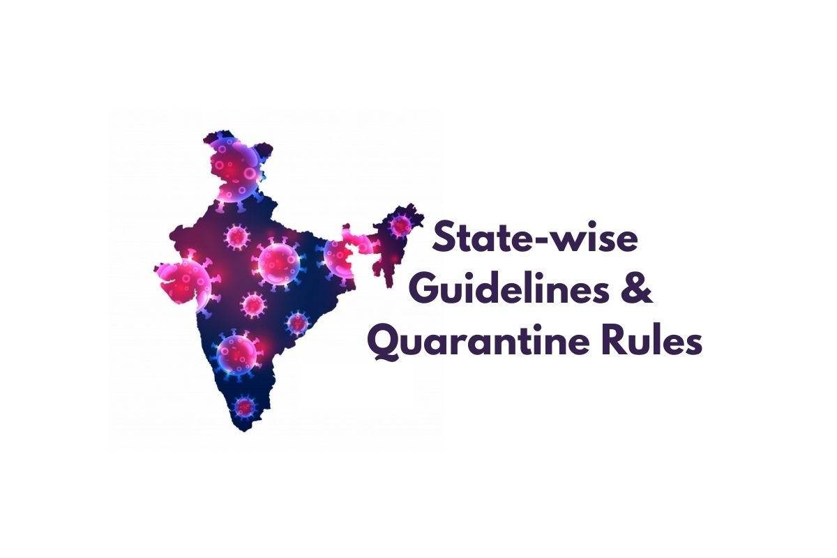 State-wise Guidelines Quarantine Rules