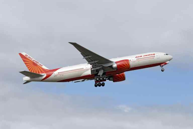 Air India Flights Sydney Delhi