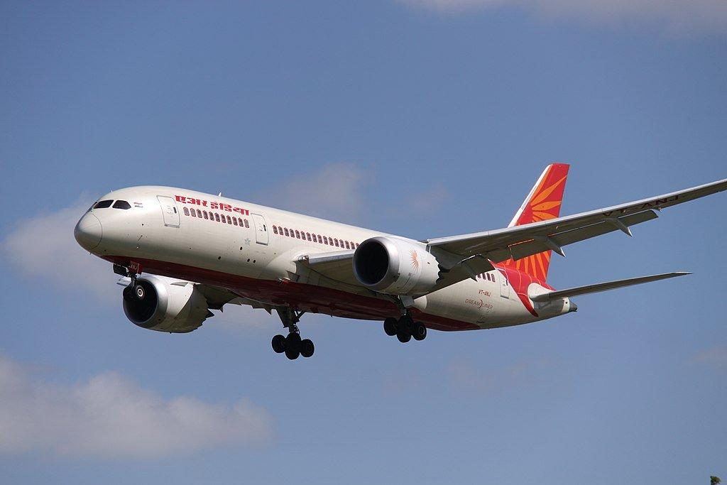 Air India London Flights Schedule