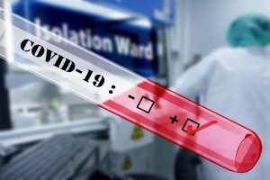 Delhi Airport Coronavirus Testing International Departures