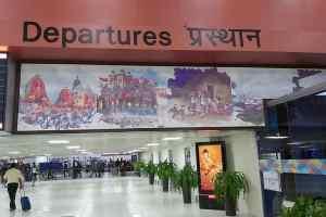 Delhi Airport Resumes Flight T2 Terminal