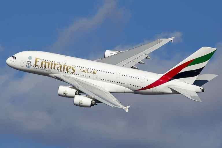 Emirates Wins Best Airline Worldwide Award