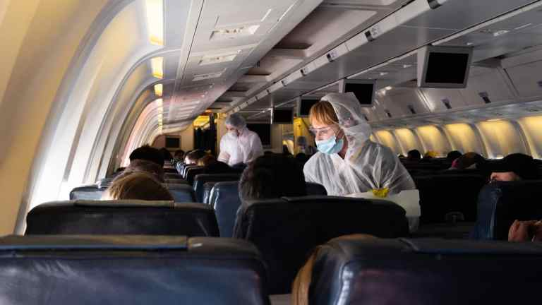 IATA UNWTO Recovery International Aviation