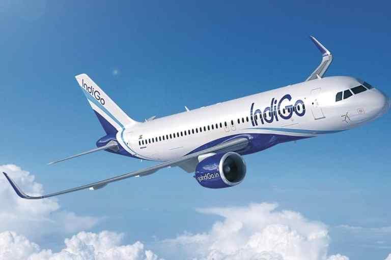 IndiGo Flights India Oman