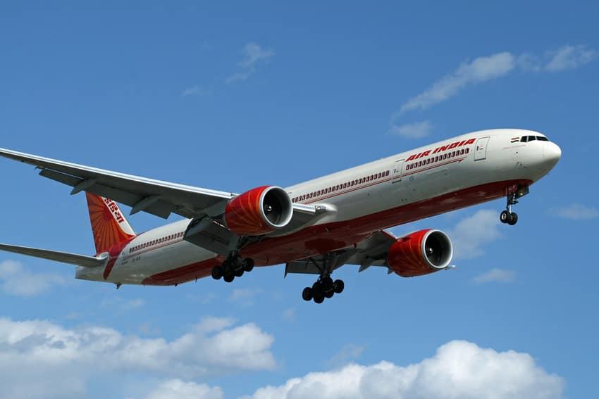 International Flights October 22