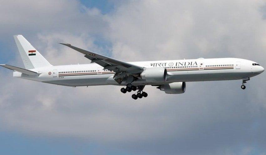 VIP Aircraft Air India One
