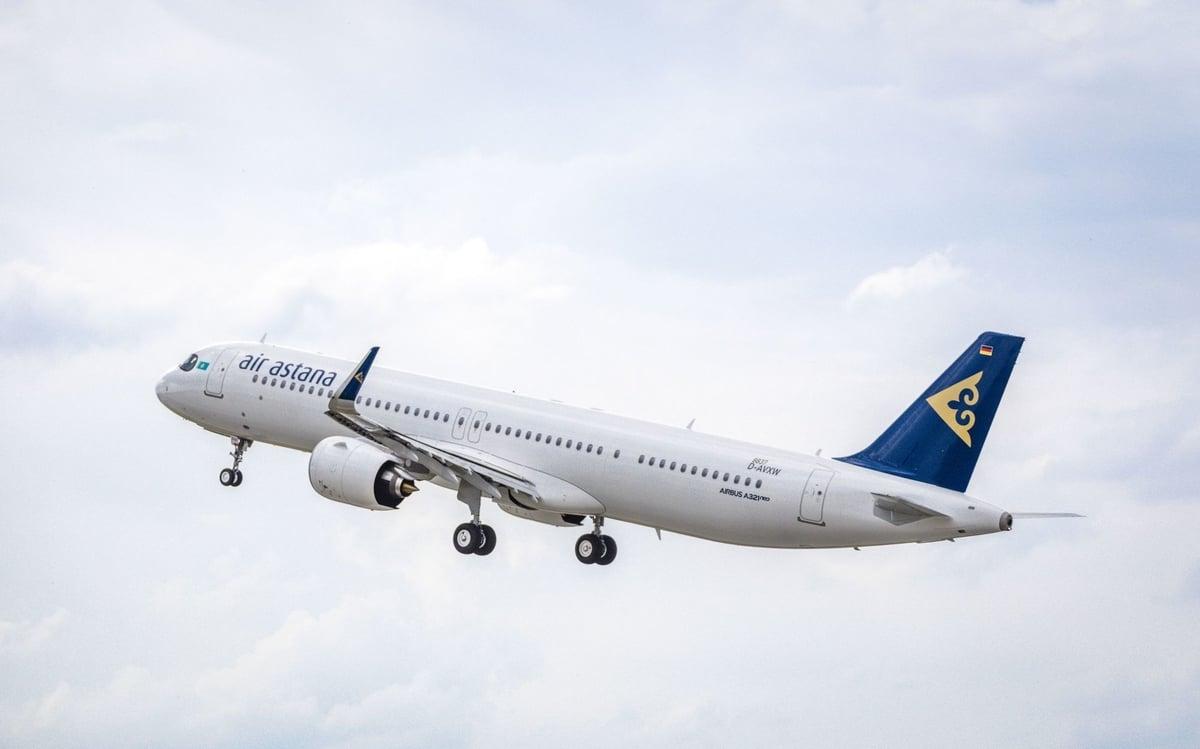 Air Astana Flights Maldives