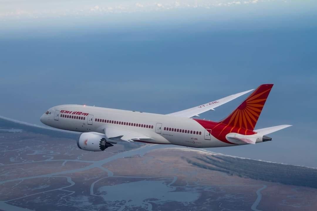 Air India Flights Under Air Bubble